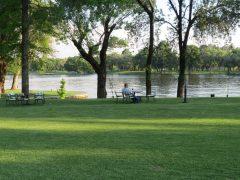 Along the Riverside…