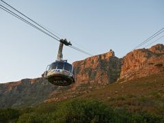 Table Mountain Aerial Cableway Company committed to environmental and social responsibility
