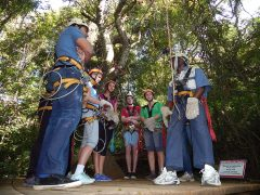 Into the Rabbit Hole… at Karkloof Canopy Tour