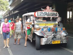 Travel like a local… in Manila