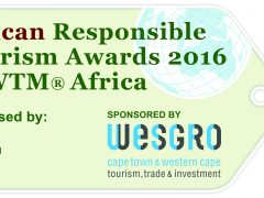 Mara Nabiosho takes the Gold at the African Responsible Tourism Awards 2016
