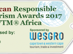 Finalists for the 2017 African Responsible Tourism Awards