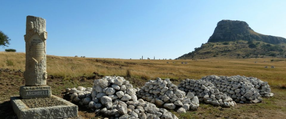 Isandlwana… a story of heartache and hope