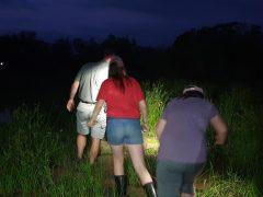 Frogging safari at Amakhosi