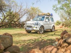 Tread Lite – a new kind of 4×4 hire