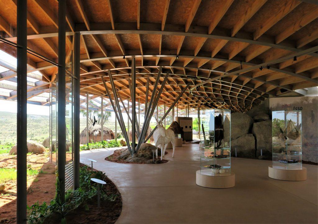 West Coast Khwa ttu Way of the Sanmuseum