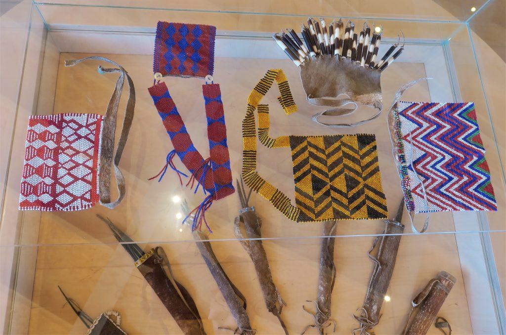 West Coast Khwa ttu San artifacts