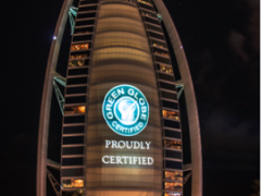 Burj Al Arab awarded Green Globe Certification