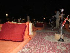 Dining in the Arabian Desert