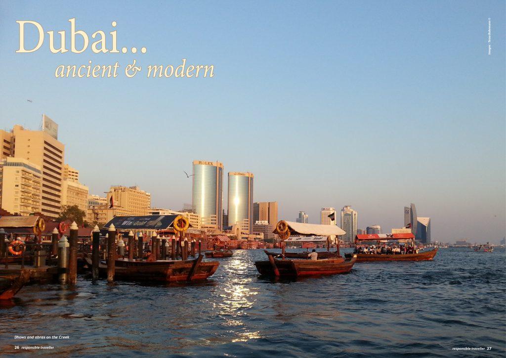 pg 26-44 Dubai... ancient & modern
