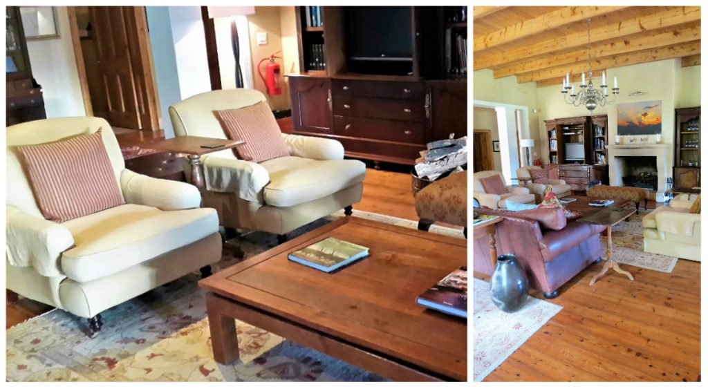 Mount Camdeboo lounge