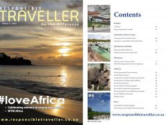 Responsible Traveller Edition 2 – 2016