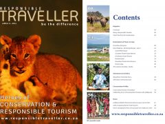 Responsible Traveller Edition 4 – 2016