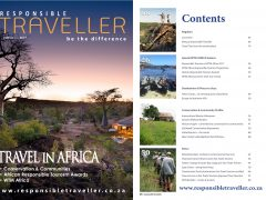 Responsible Traveller Edition 1 – 2017