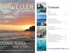 Responsible Traveller Edition 5 – 2016