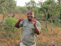 Amakhosi Safari Lodge – Sipho's story