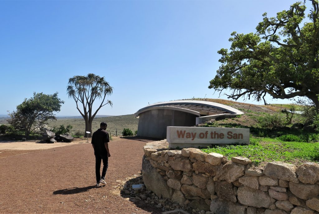 West Coast Khwa ttu Way of the San