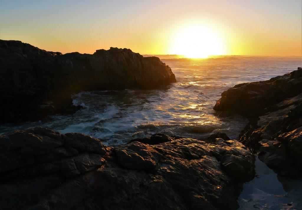 West Coast Yzerfontein sunset