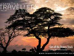 Responsible Traveller Edition 1 – 2020