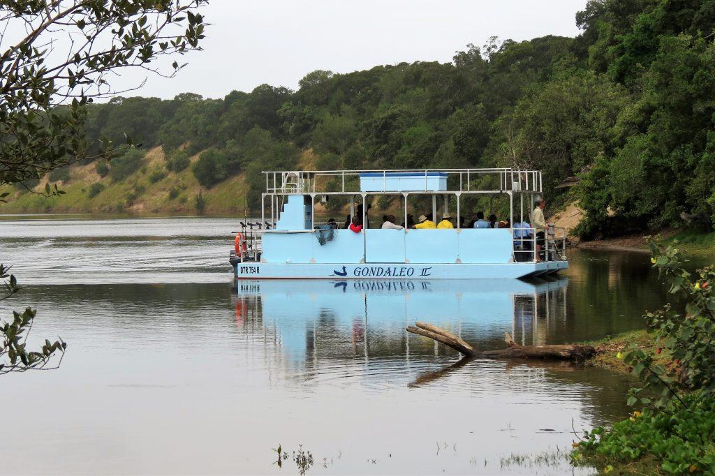 River cruise Mtunzini