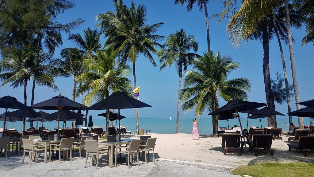 Robinson Club Khao Lak beach