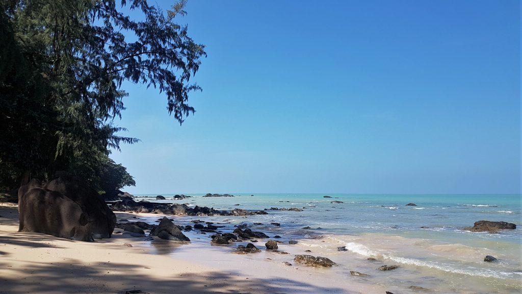 Beach near Robinson Club Khao Lak