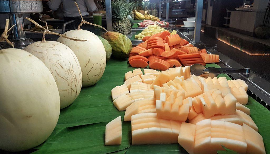 Robinson Club Khao Lak breakfast buffet