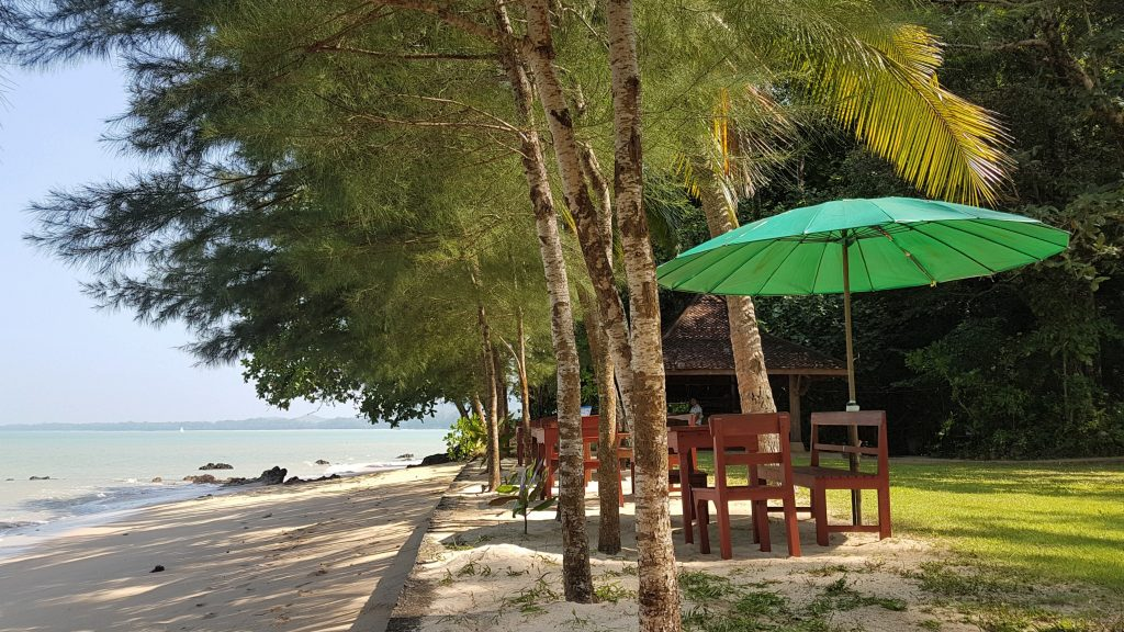 Near Robinson Club Khao Lak