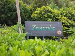 Zeavola Resort green initiatives