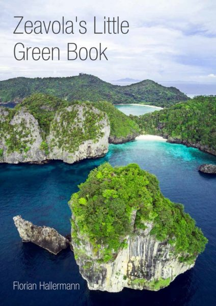 Zavola Little Green Book