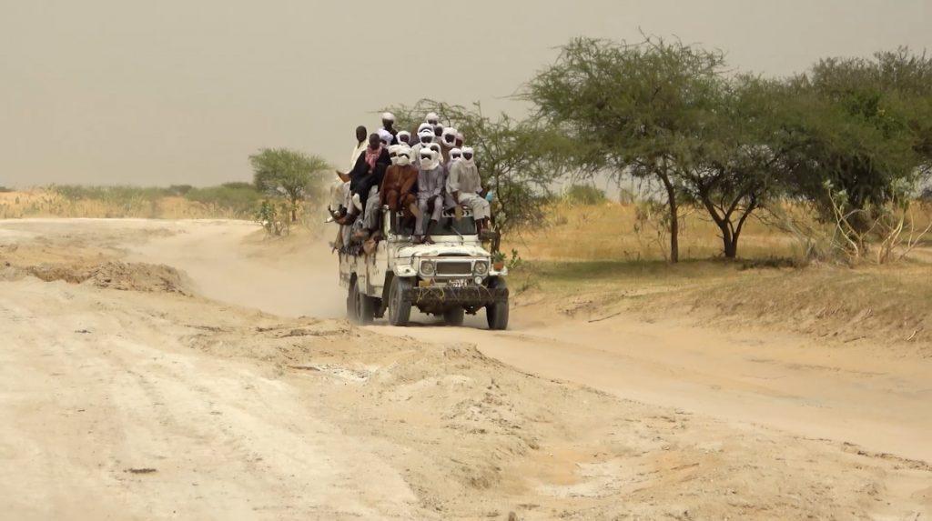 Crossing the Sahel in Africa