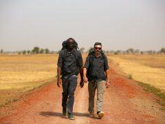 World First as adventurer crosses Sahel in Africa